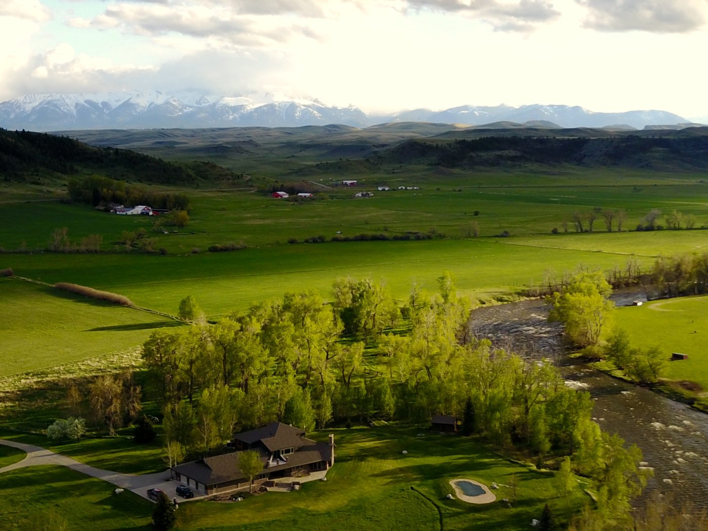 Montana Ranches For Sale | Wyoming Ranches For Sale |Montana
